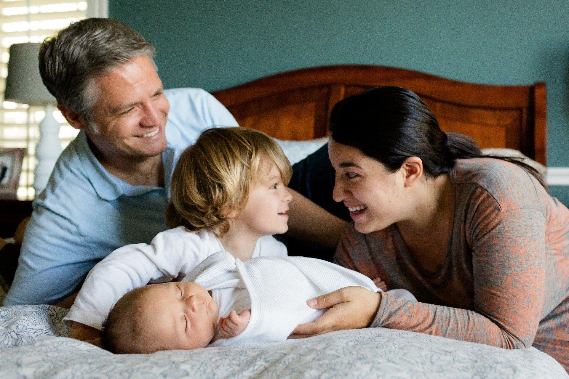 Картинки про идеальную семью