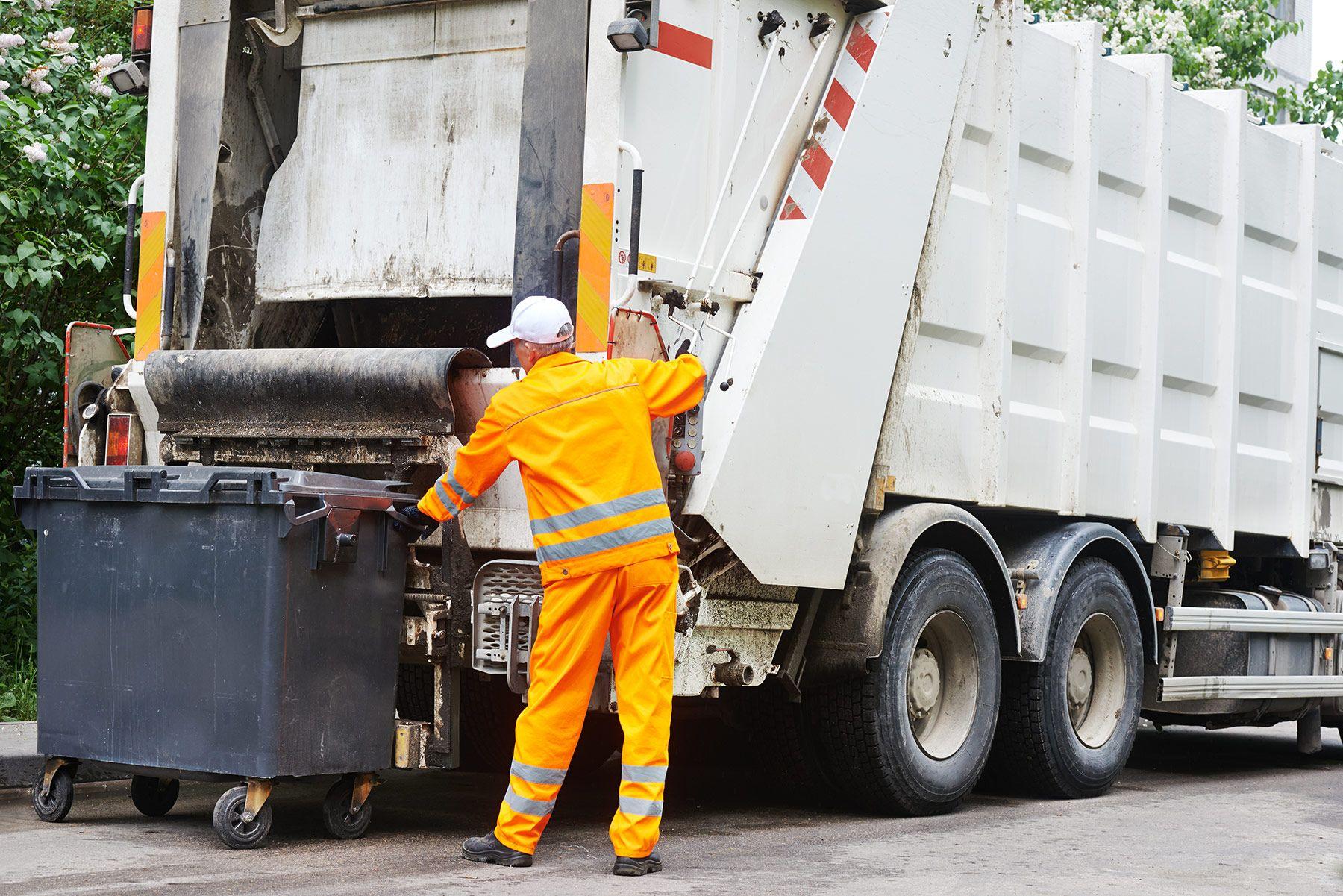 Вывоза мусора
