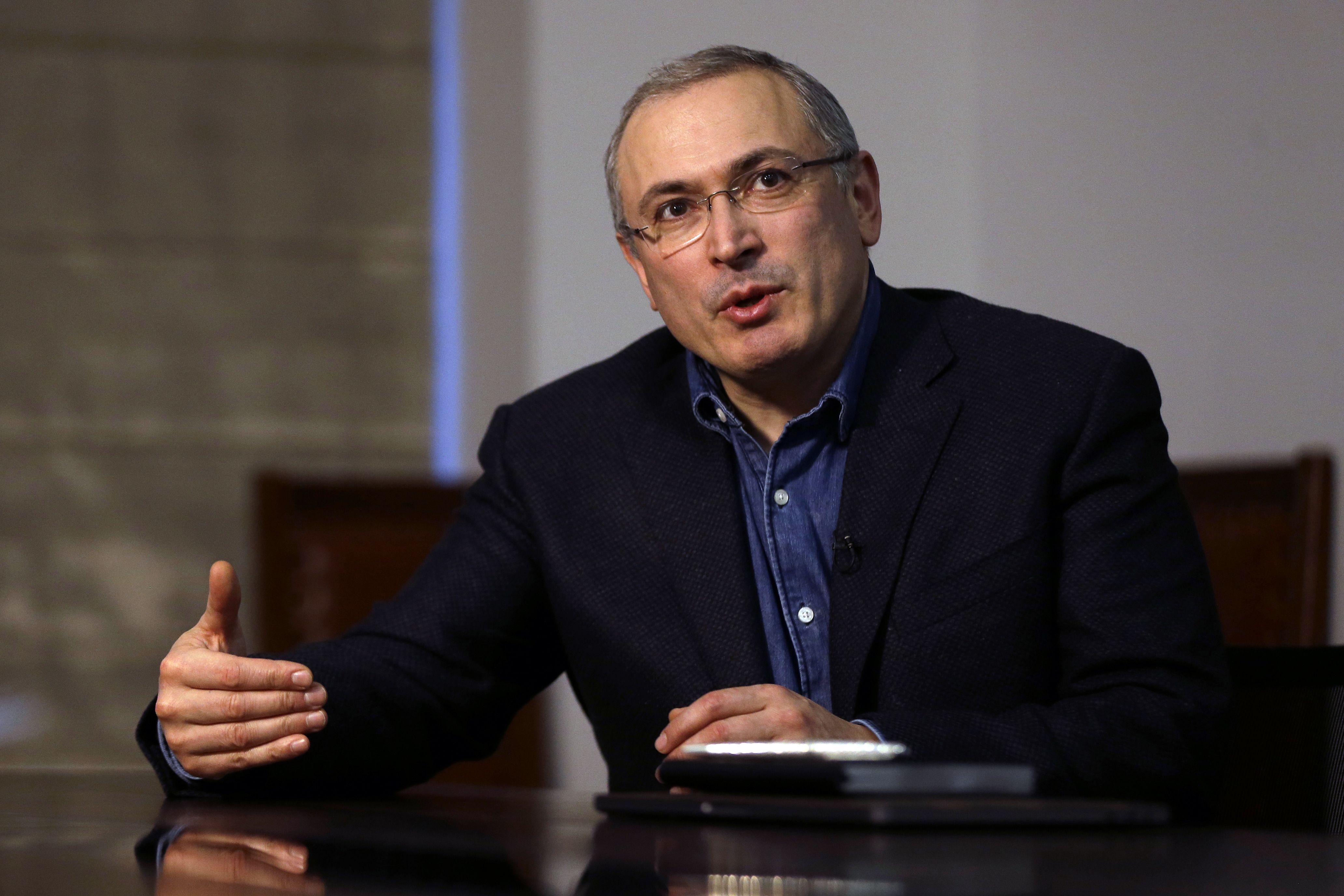 Ходорковский о том, куда «вгрызались» либералы – оказалось, что в его же методички по провокациям