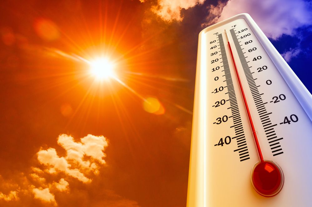 Синоптики рассказали, когда наступят самые жаркие дни в Краснодарском крае