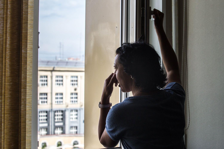 В МЧС назвали причину едкого запаха в Краснодаре