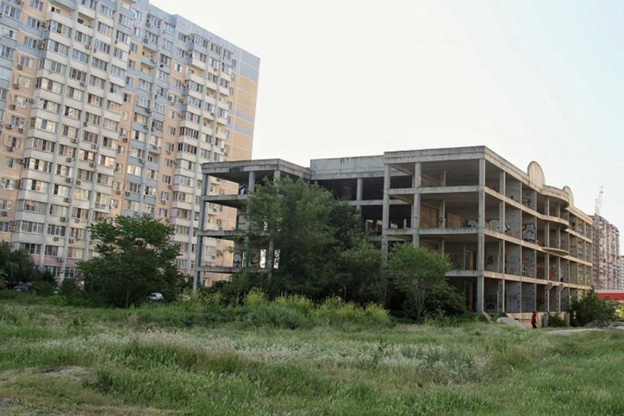 В июне начнется разработка проекта достройки поликлиники в краснодарском микрорайоне Гидростроителей