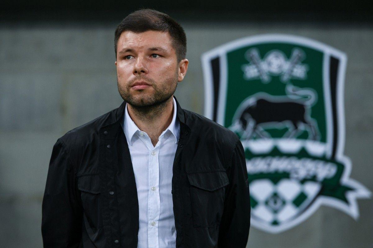 Мурад Мусаев, тренер ФК Краснодар