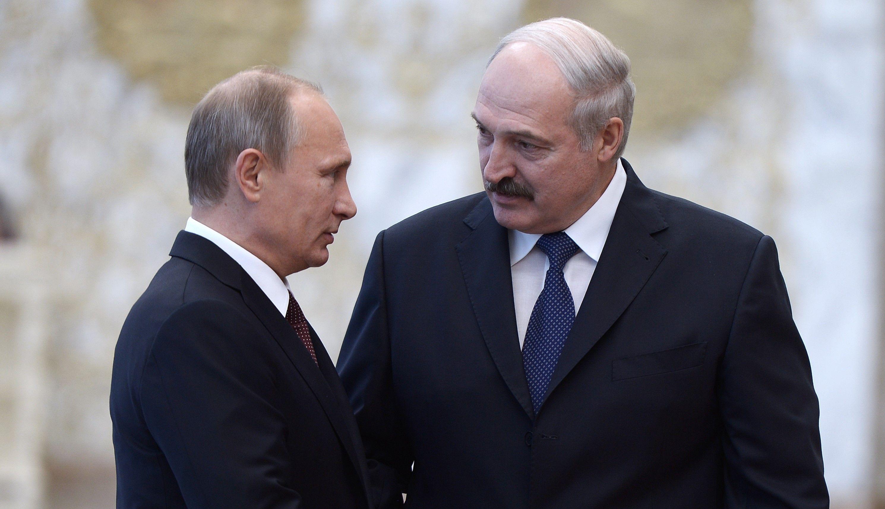 Владимир Путин проведет переговоры с Александром Лукашенко в Сочи