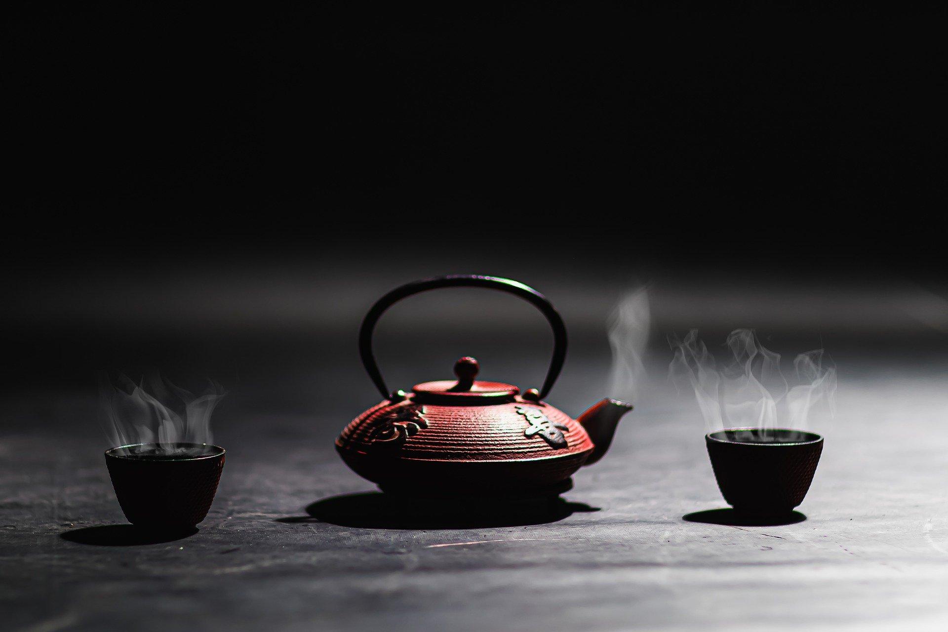 от какого чая повышается давление