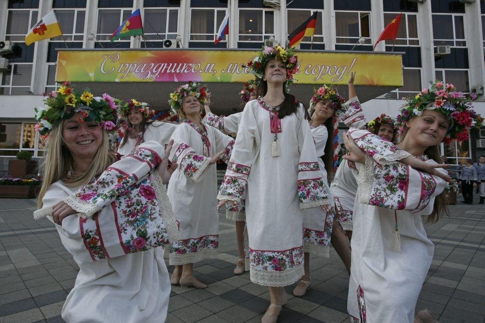 ВКраснодаре впервый раз пройдет фестиваль городов-побратимов