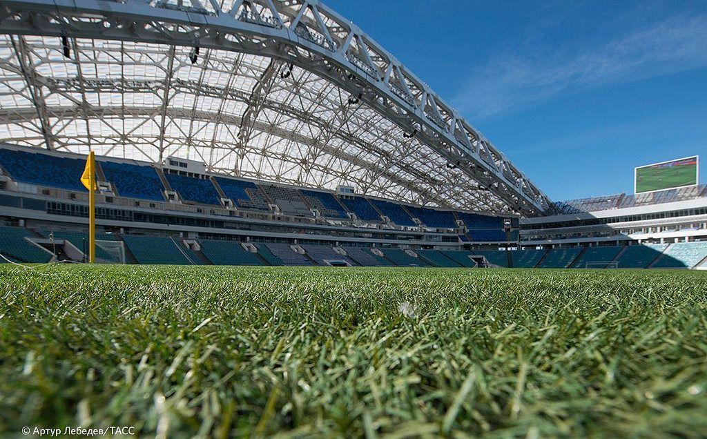 Системы видеонаблюдения иинформационной безопасности стадиона «Фишт» готовы кЧМ