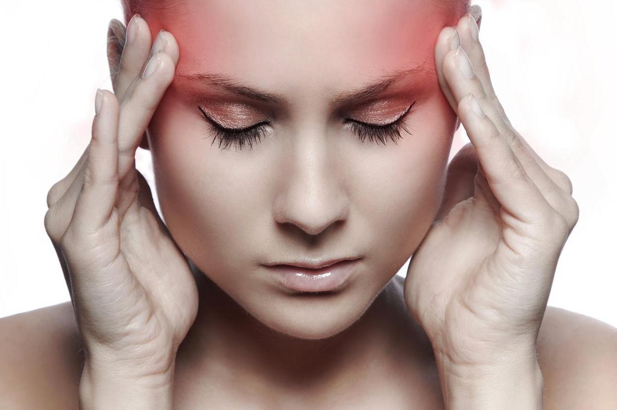 Головная боль: причины, симптомы, лечение мигрени