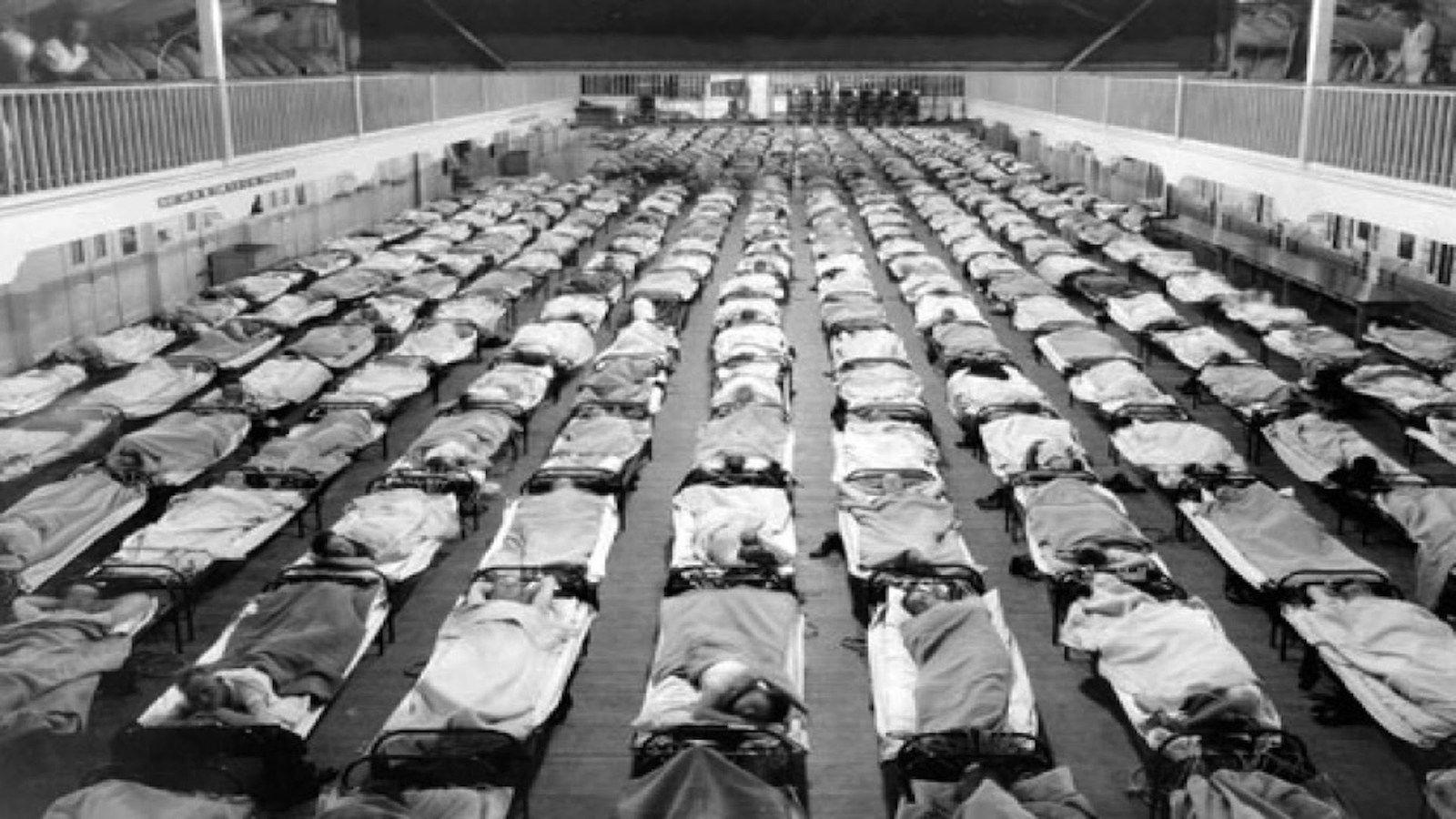 Эпидемия испанки: какие уроки из нее можно извлечь