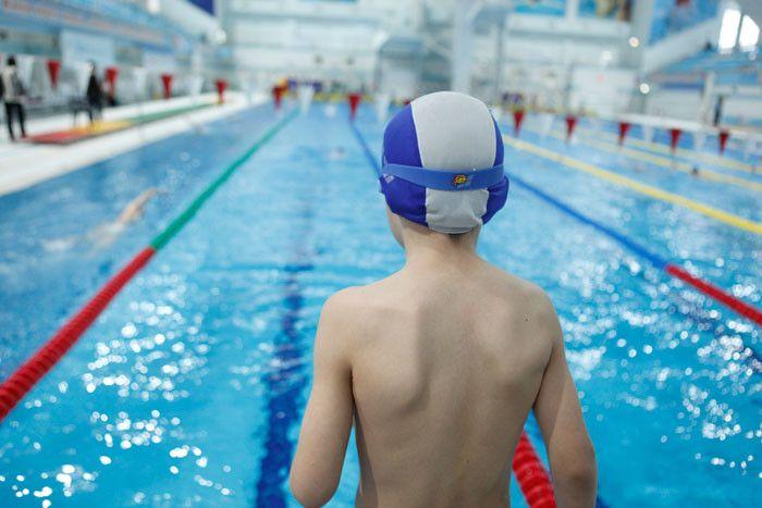 Картинка соревнования по плаванию для детей