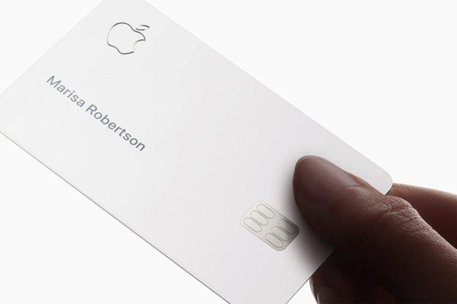 Apple рассказала, как нужно обращаться с ее банковской картой из титана