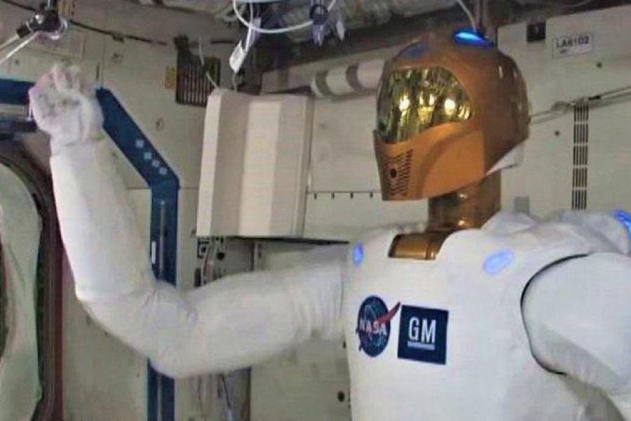 """Он сказал: """"Поехали!"""" - робот Федор улетел на МКС, повторив гагаринскую фразу"""