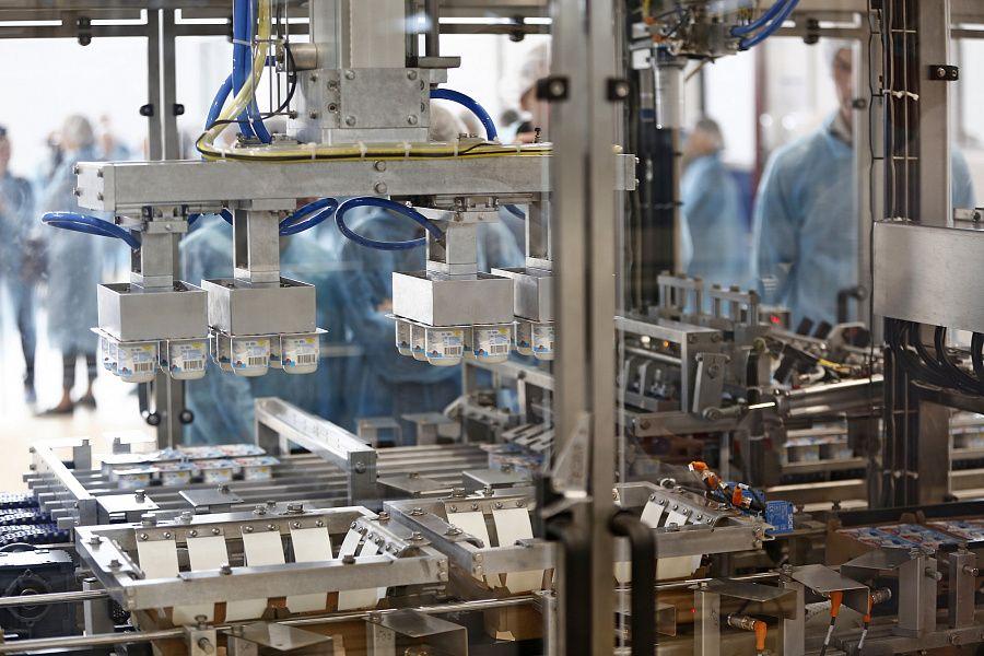 Завод в Тимашевске производит 110 наименований продукции