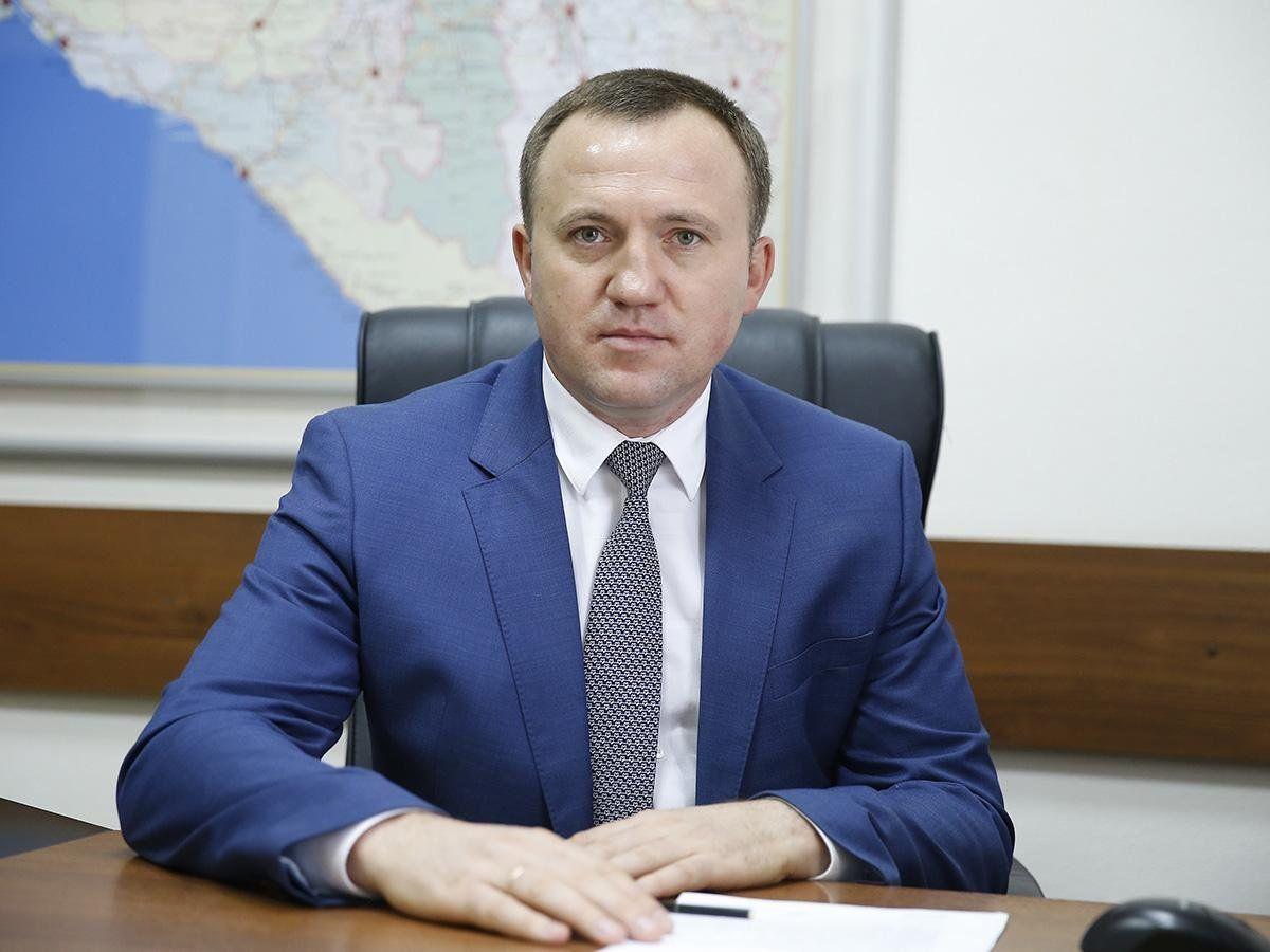 Экс-вице-губернатор Кубани Юрий Гриценко освобожден из-под домашнего ареста