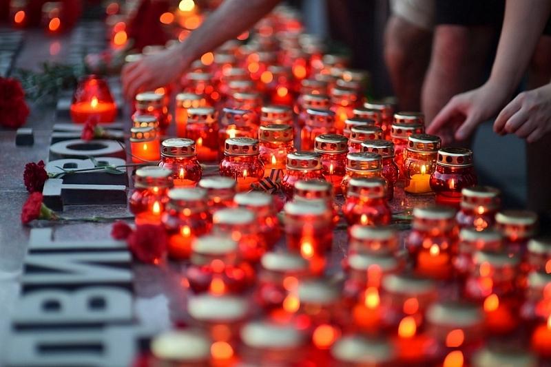 Акция «Свеча памяти» в Краснодарском крае пройдет онлайн