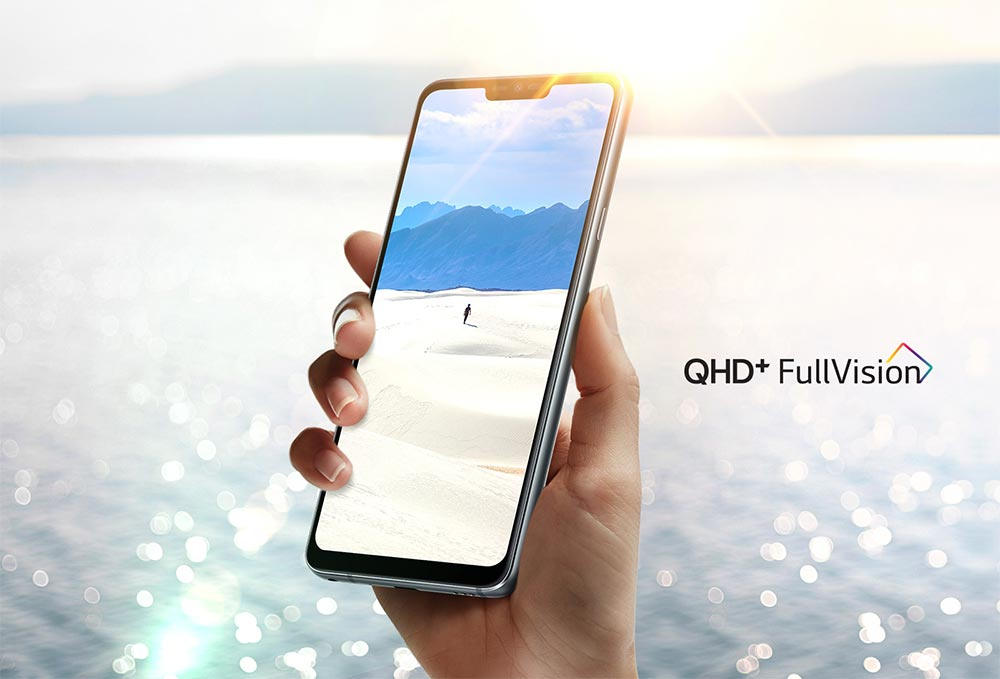 LG сделала самый громкий телефон G7 ThinQ