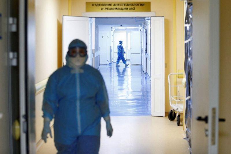 17 человек с коронавирусом скончались в Краснодарском крае