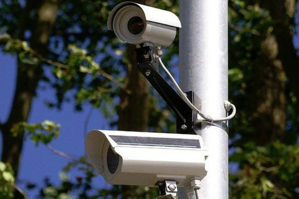В 3-х зеленых зонах Краснодара установили камеры видеонаблюдения