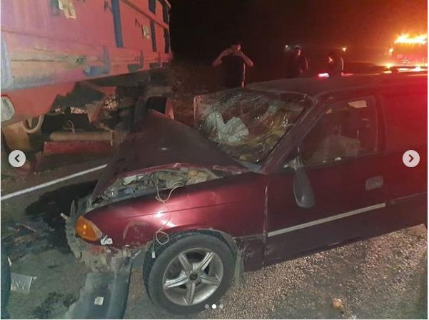 В Краснодарском крае при столкновении КамАЗа и «Опель Астра» пострадали пассажиры легковушки