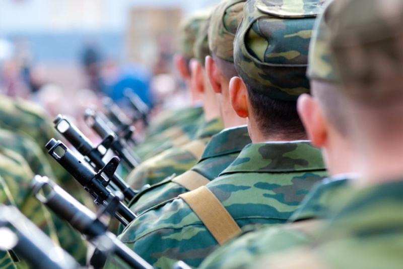 В весенний призыв на службу отправятся около 850 краснодарцев