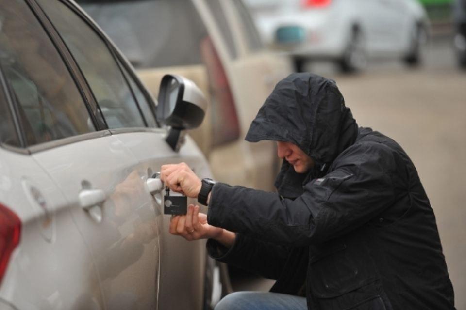 Страховые агенты назвали «пятерку» самых угоняемых авто в РФ
