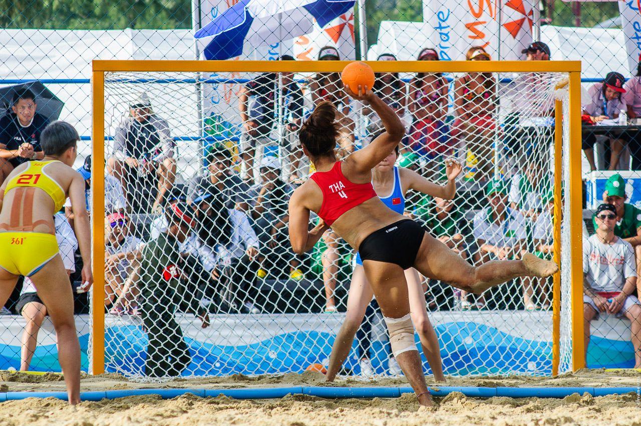 ВКазани стартует чемпионат мира попляжному гандболу