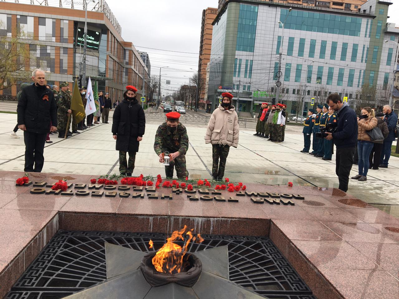 Сегодня Международный день освобождения узников фашистских концлагерей