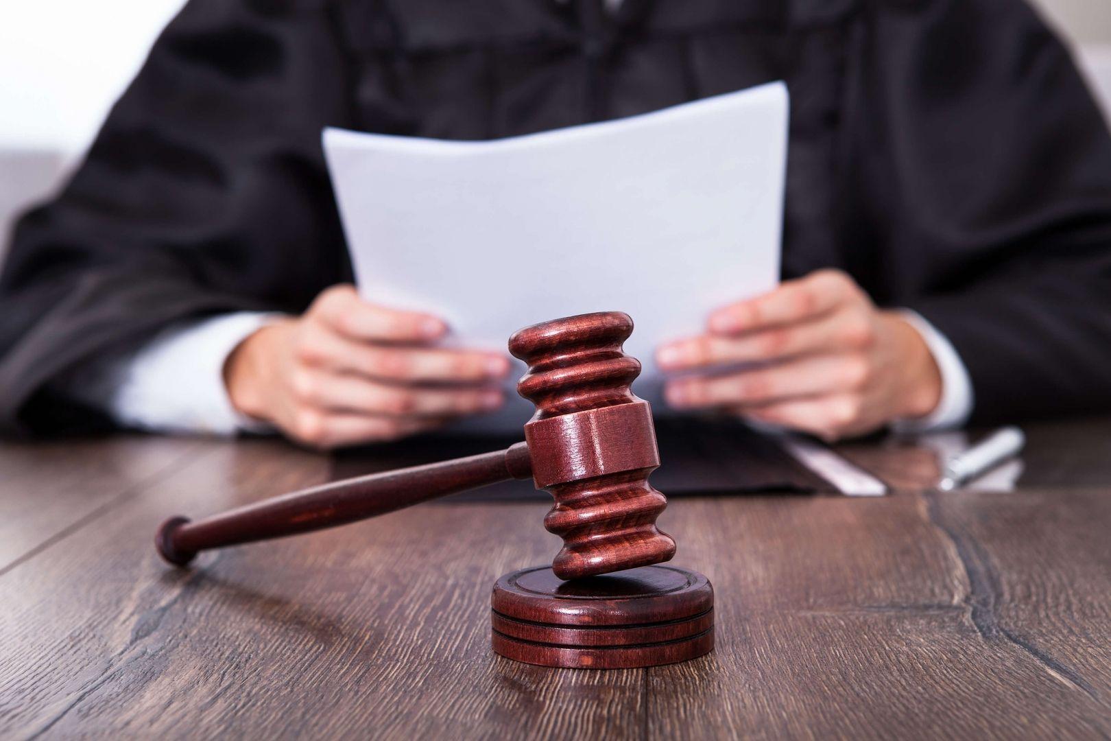 уголовная ответственность судей