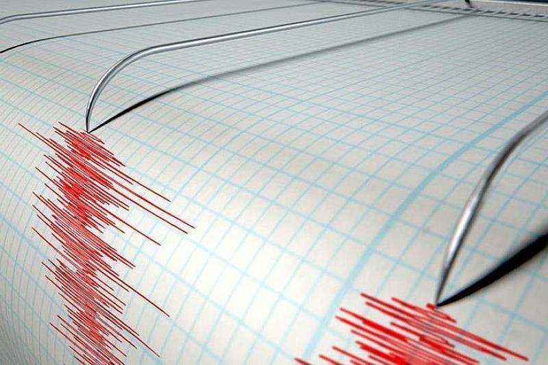Землетрясение магнитудой 4,5 случилось около Новороссийска