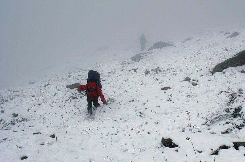 ВСочи из-за снегопада могут закрыть горнолыжные дороги