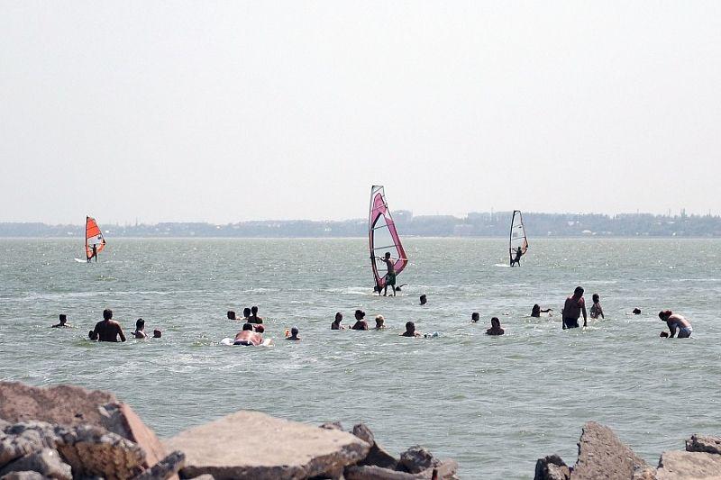 Синоптики назвали курорты Кубани с самой теплой морской водой