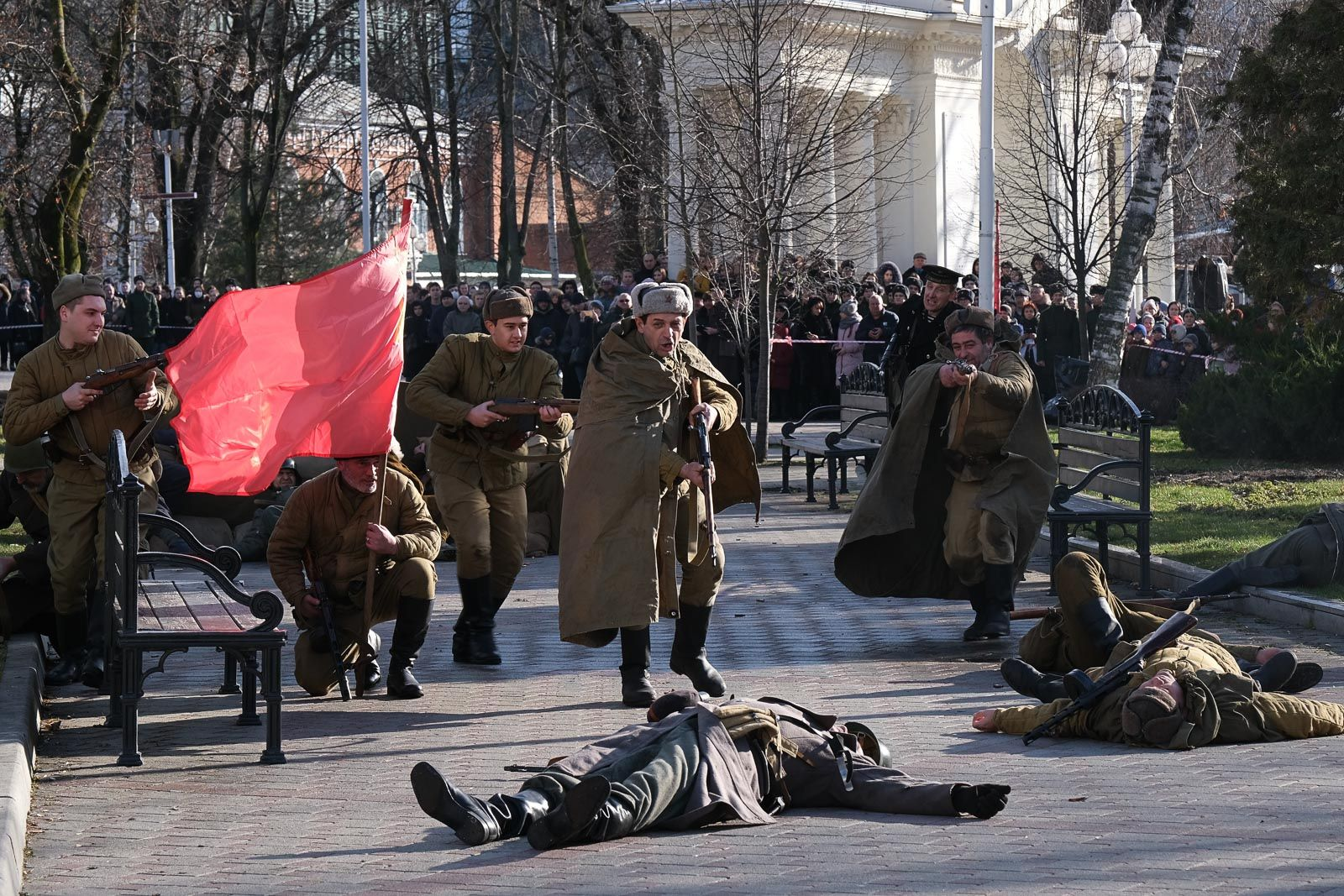 день освобождение краснодара картинки проходит