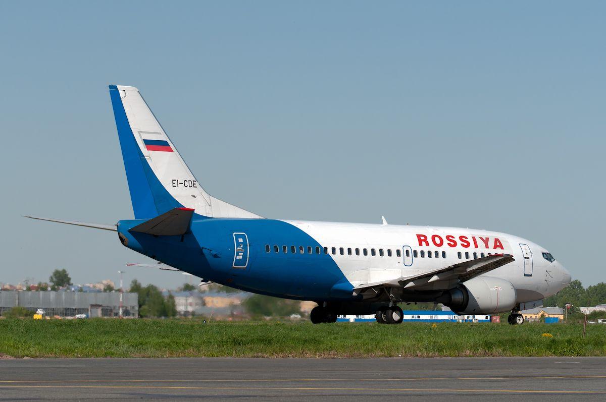 ВСочи совершил вынужденную посадку самолет «Анталья— Санкт-Петербург»