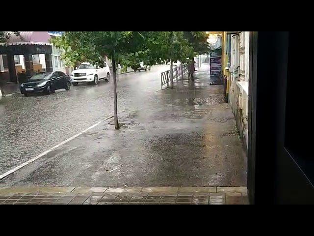 Дождь на улице Чапаева, 21 июля