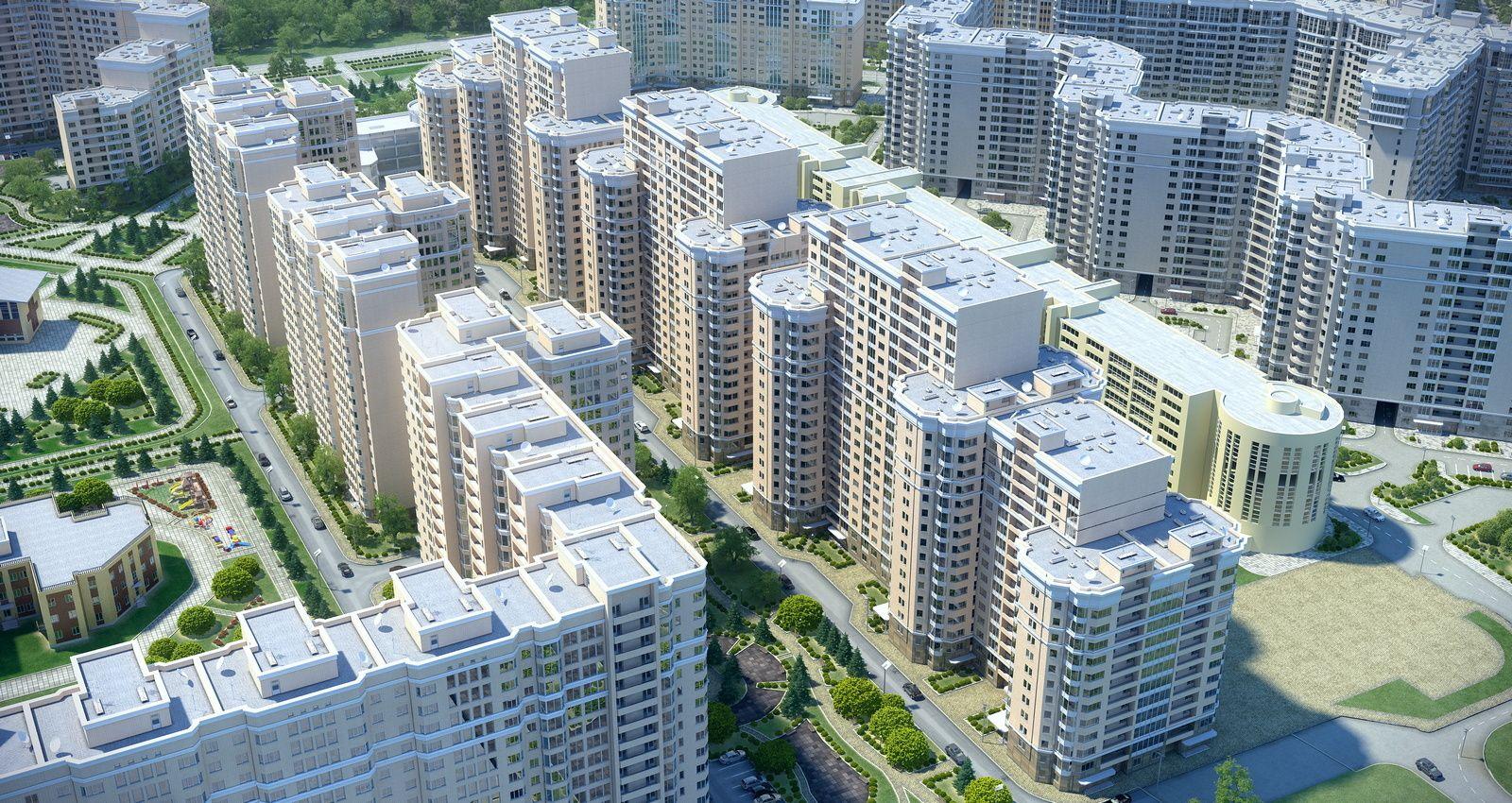 В Краснодарском крае зафиксирован рост жилищного строительства