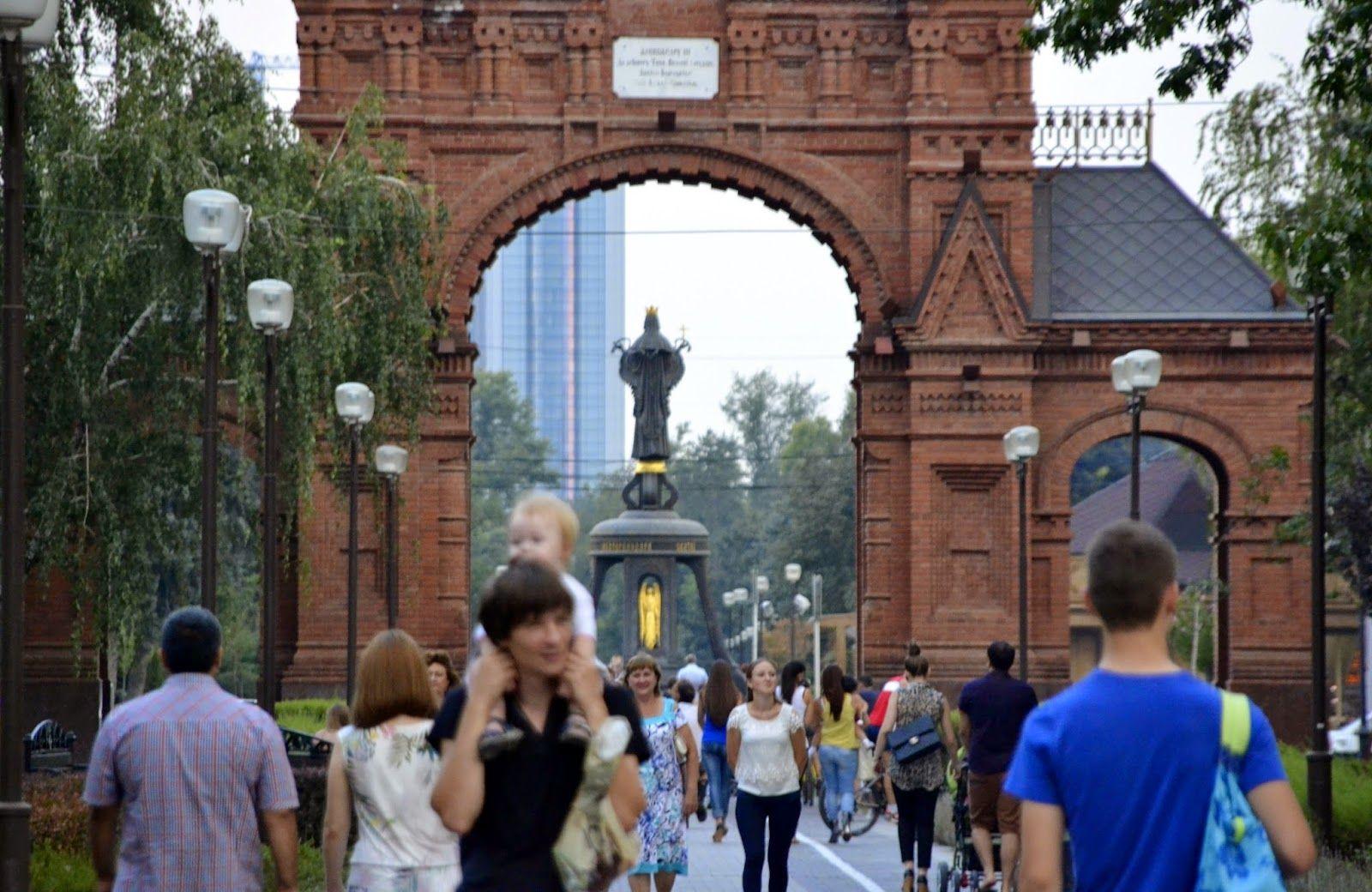 Краснодар вошел в топ-5 популярных у туристов городов для летних путешествий по России