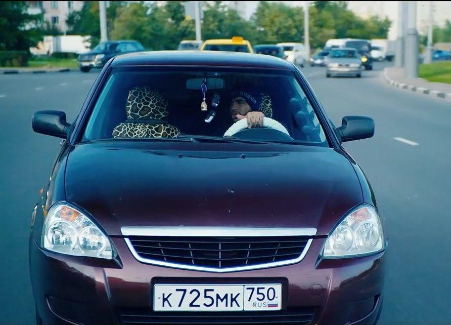 В Краснодаре самым популярным автомобилем во втором квартале 2018 года стала Lada Priora