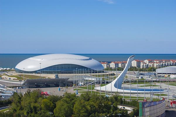 Спорткластер «Сириуса» сможет ежегодно принимать до полумиллиона спортсменов