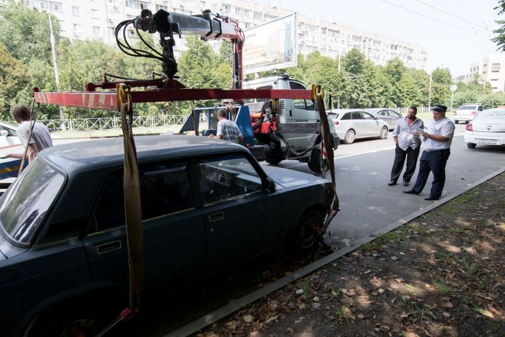 В Краснодаре будут регулярно проводить рейды по очистке выделенных полос от нарушителей