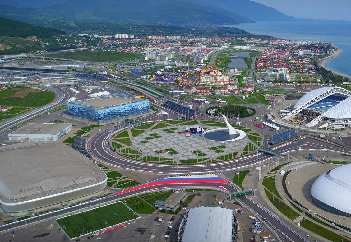 олимпийский парк в сочи фото как добраться стало