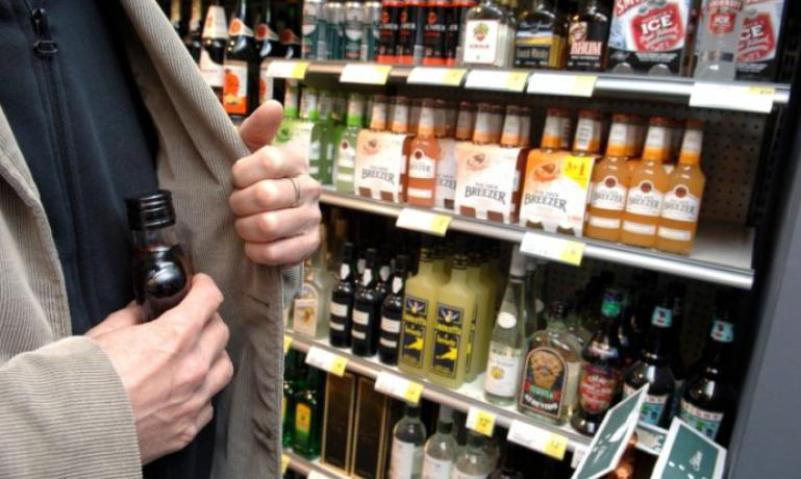 ВАрмавире мужчине грозит уголовное наказание закражу бутылки виски