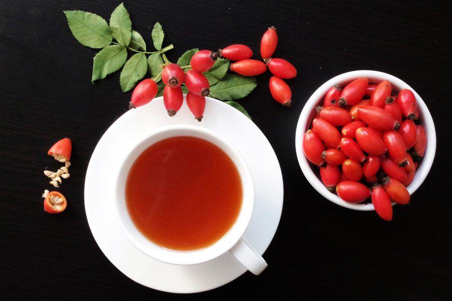 Чай шиповника похудение