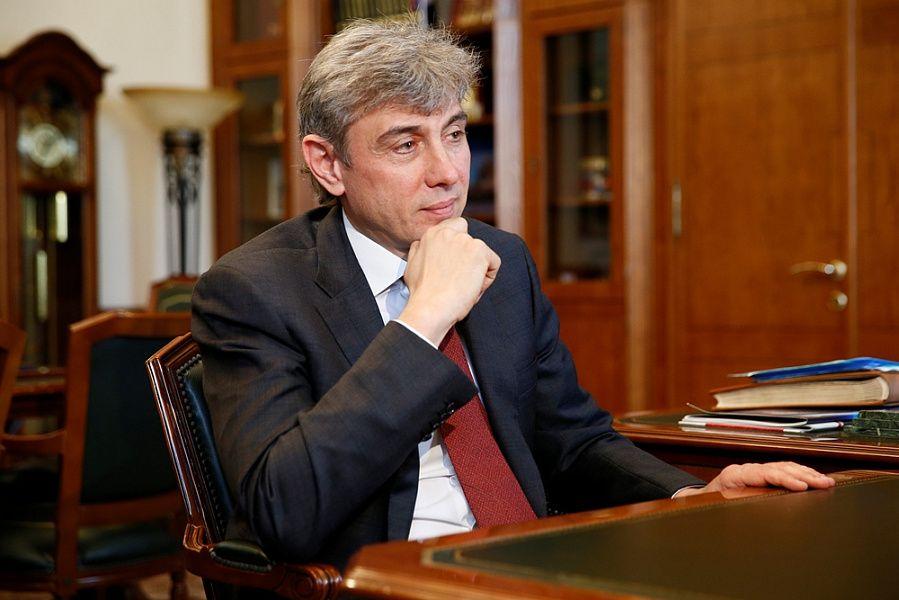 Галицкий откажется от публичности, но завершит проекты в Краснодаре