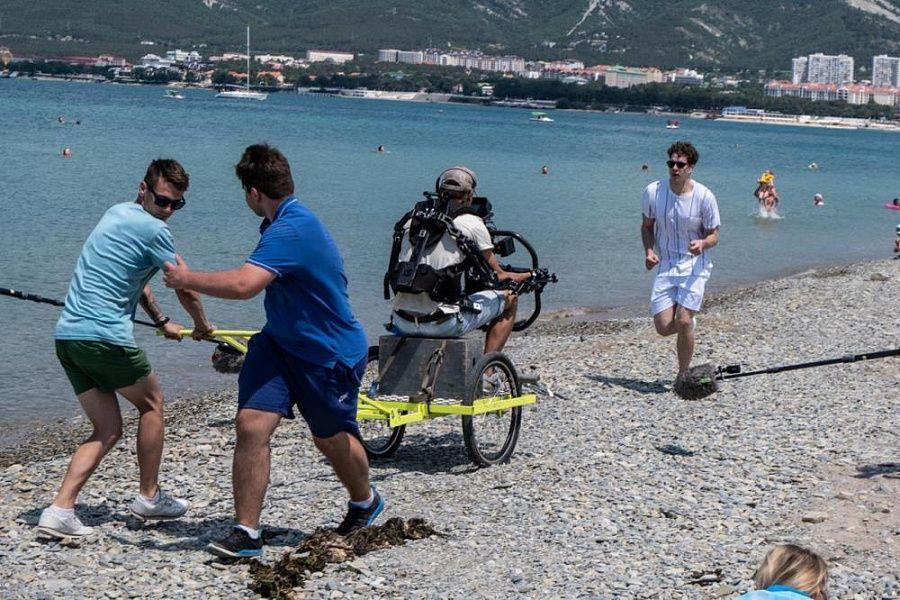 В Геленджике начались съемки комедийного сериала «Отпуск» по заказу федерального телеканала