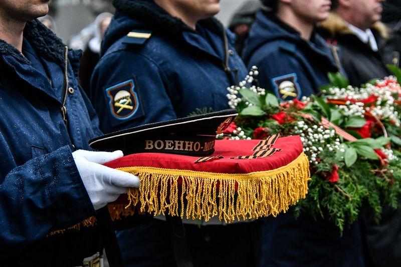 Всероссийская патриотическая акция «Бескозырка» пройдет в городе-герое без зрителей