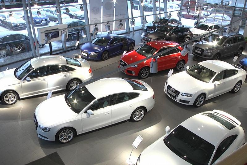 Продажи новых машин  вБашкирии достигли практически  12 тыс.  авто