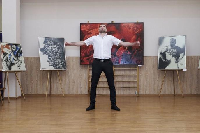Индивидуальная выставка Тимофея Хоменко откроется вКраснодаре