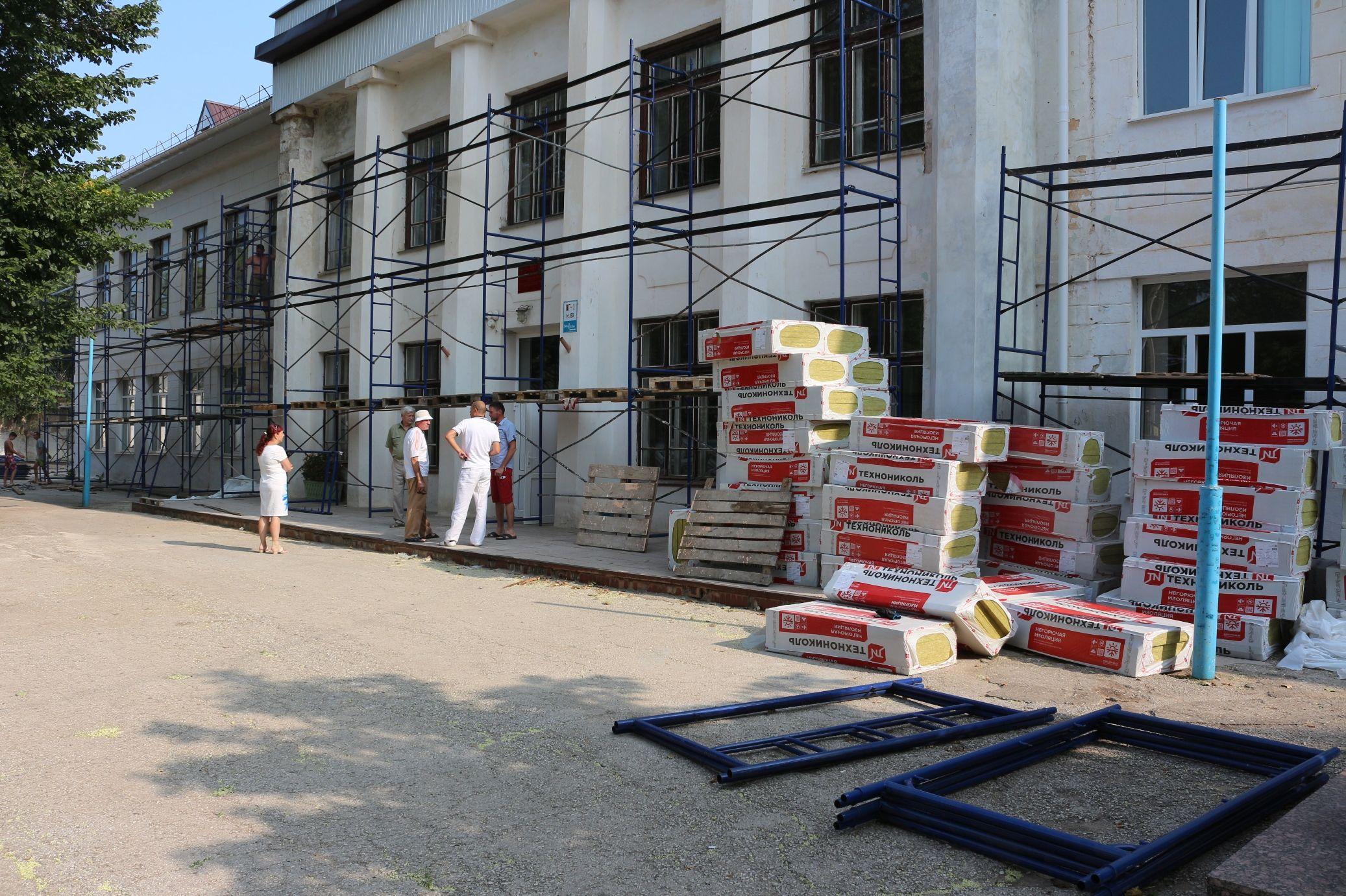 В Сочи сделают пристройки к школам на 800 учащихся