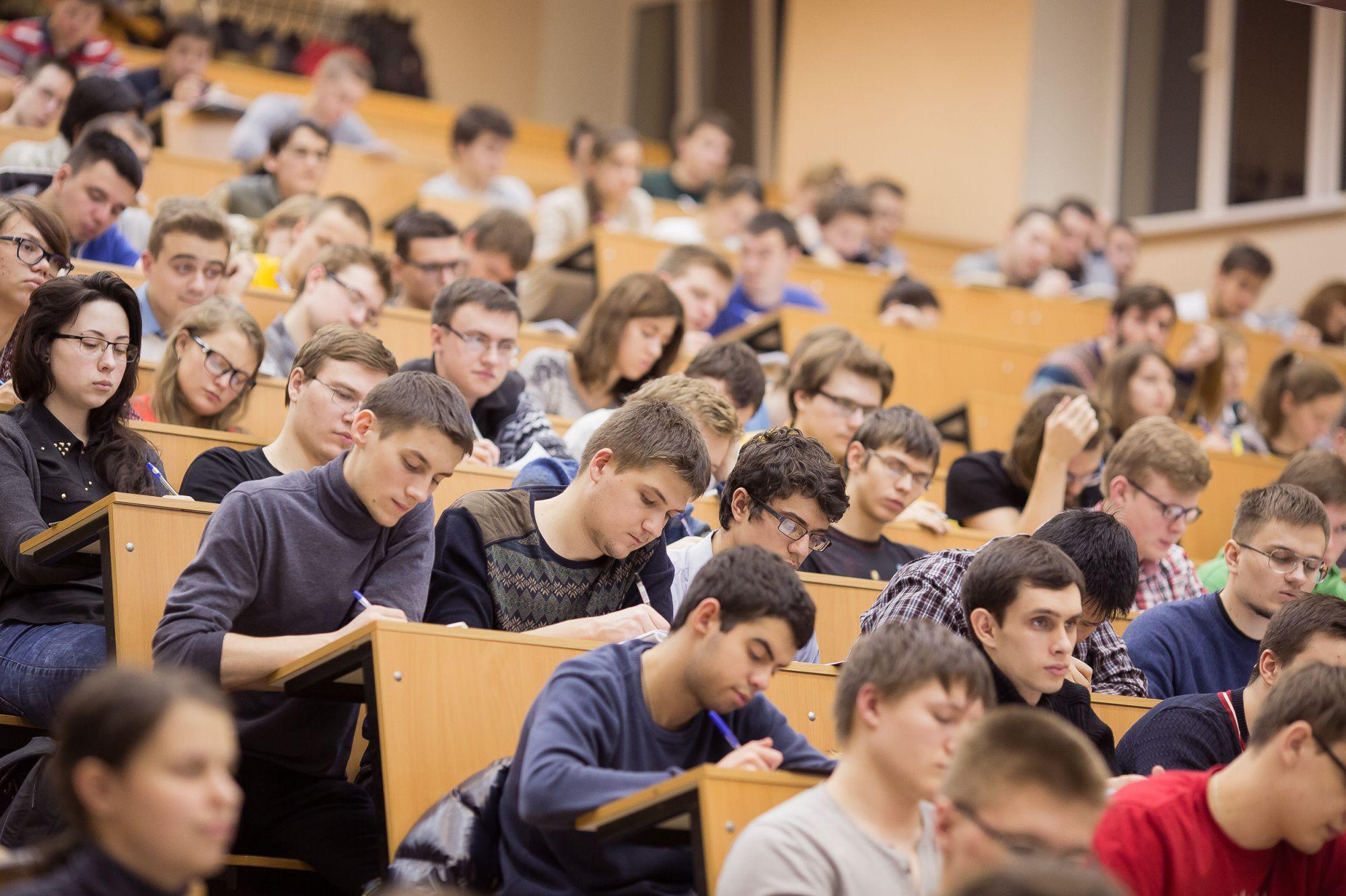 В российских вузах сократится количество бюджетных мест