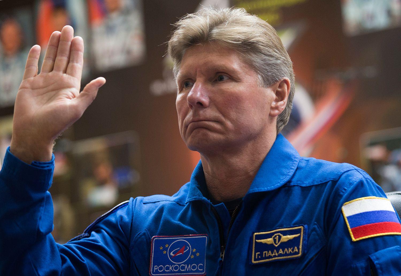 Космонавт рассказал об одолженной у американцев на МКС еде